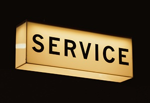 ARE YOU PAYING TOO MUCH FOR SERVICE